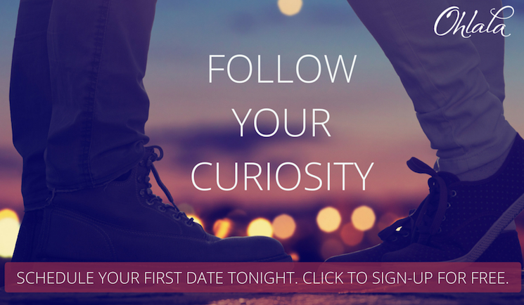 SCHEDULE YOUR FIRST DATE TONIGHT